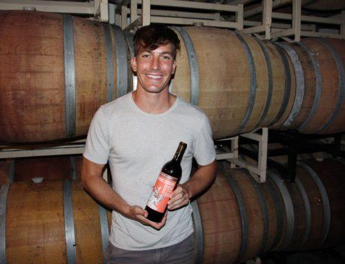 McLauchlan '07 Building Robust Winemaking Brand in Austin