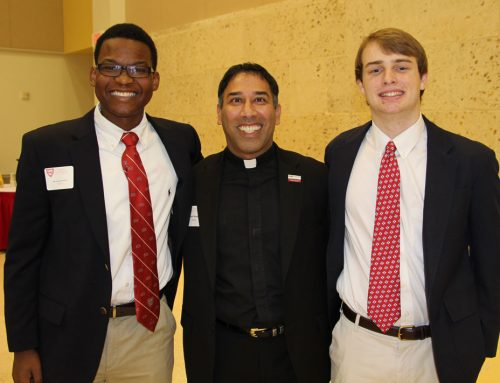 #TBT- Scholarship Breakfast Salutes a Storied Past Creating Promising Futures
