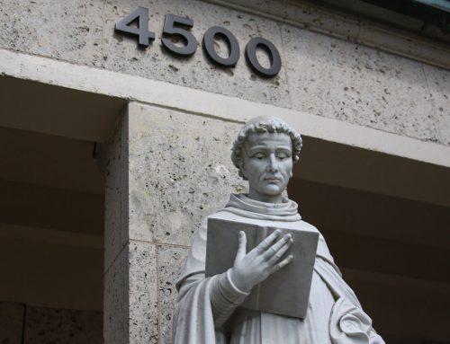 Zievert '59 and 1900 Society Providing Lasting Legacy to St. Thomas Basilian Mission