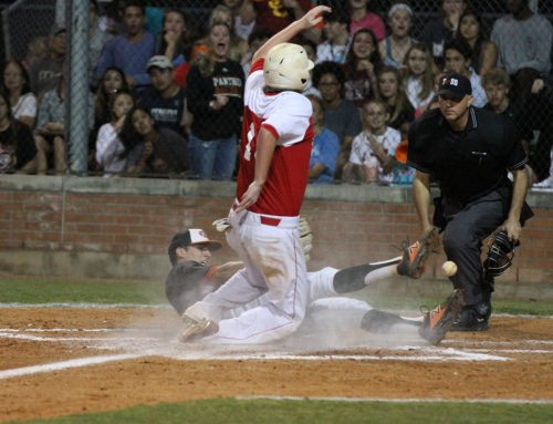 Eagle Baseball Opens TAPPS Playoffs Friday at Fr. Wilson Field