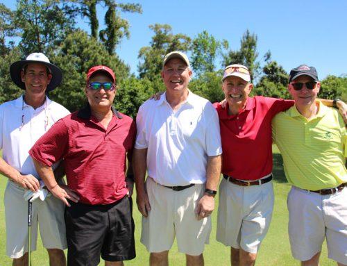 Annual St. Thomas Golf Tournament Again Celebrates Brotherhood Unlike Any Other