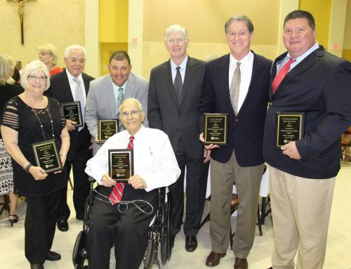 Seven Eagle Luminaries Inducted into St. Thomas Sports Hall of Fame