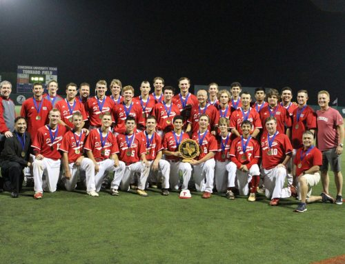 Red & White, Rise & Roar!  Eagle Baseball Seizes 24th State Championship in Program History