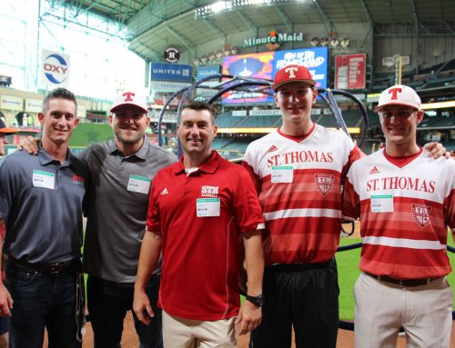 Eagle Baseball State Champions Receive Regal Recognition from Astros
