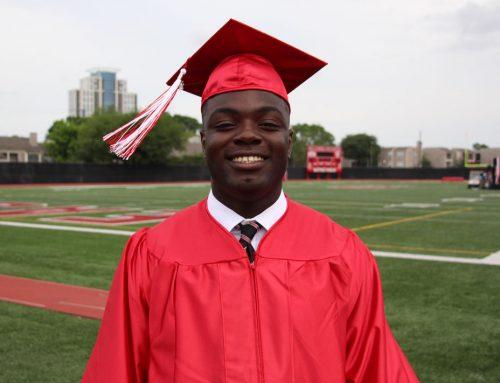 Senior Stories – Sam Yeboah '17, Eagle Renaissance Man