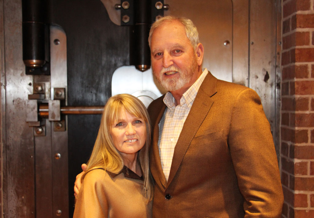 Philanthropists Glenda and Russell Gordy Strike Unique Partnership with St. Thomas and $2.5 Million Commitment