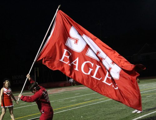 Eagle Football Moves Forward in Debut Season with Rich McGuire