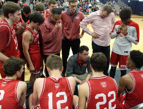 Eagle Basketball Earns Second Straight TAPPS Final Four