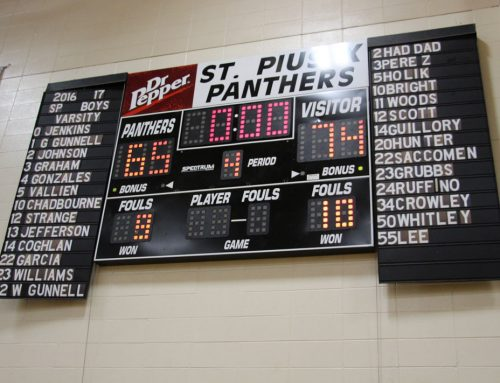 Second-Half Surge Sends Eagle Basketball to Win at St. Pius X