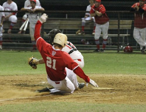 Eagle Baseball Storms into Seventh TAPPS State Tournament in Eight Years