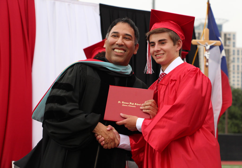 2017 Commencement Exercises: One Ending, Many Beginnings
