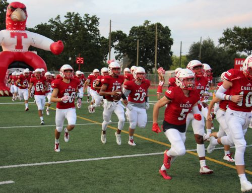 Eagle Football – Looking Back and Ready to Rock into the Right Now
