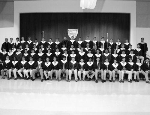 St. Thomas Celebrates Latest Members of National Honor Society