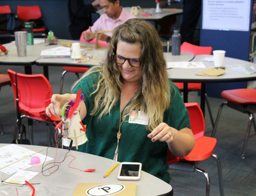 Sixth Annual Middle School Administrators Conference Explores Maker-Movement