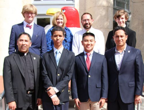 Eagle Scholars Earn Record St. Thomas Club and Honor Roll Achievement