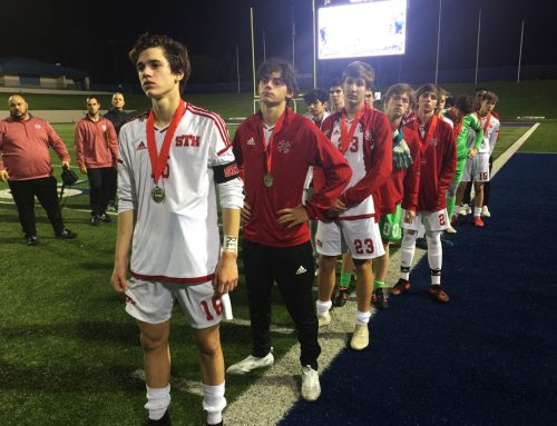 Eagle Soccer Ends Sensational Season with 1-0 Defeat in TAPPS State Championship Final