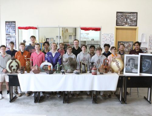 More than Two Dozen Eagle Artists Celebrate National Scholastic and K-12 Ceramic Exhibition Acclaim