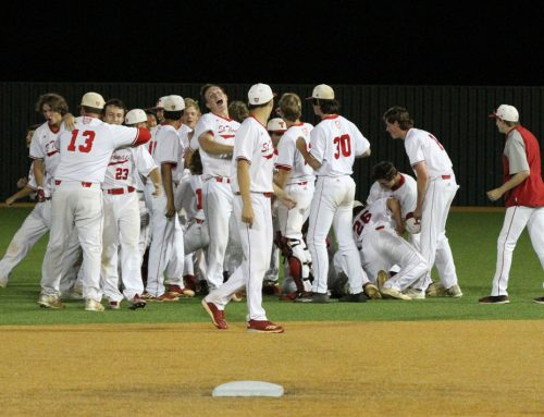 Drive For 25 – Eagle Baseball Races to TAPPS State Final Four After Walk-Off Win
