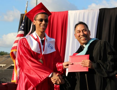Senior Stories – Valedictorian Juan Castillo '18, Steadfast Determination Leads to Harvard