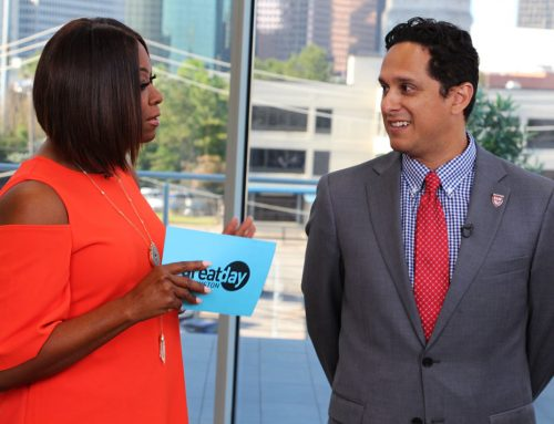 VIDEO – Principal Aaron Dominguez '96 Guests on KHOU-TV 'Great Day Houston' Showcasing Summer@STH