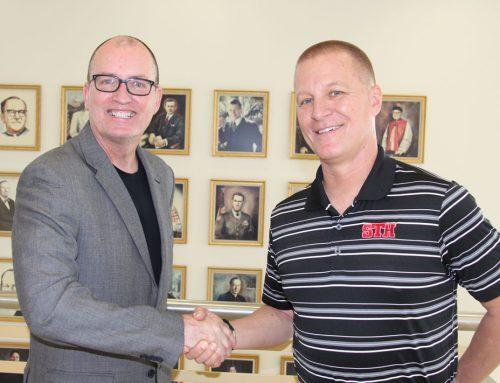 St. Thomas Names Gary Hall New Leader of Eagle Basketball