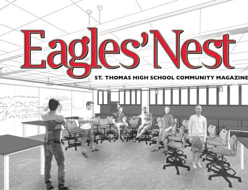 'Eagles' Nest'  Spring 2018 – Highest Tech