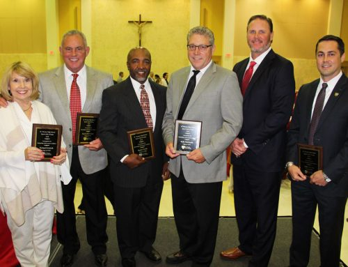 St. Thomas Sports Hall of Fame Inducts Six Members as Class of 2018