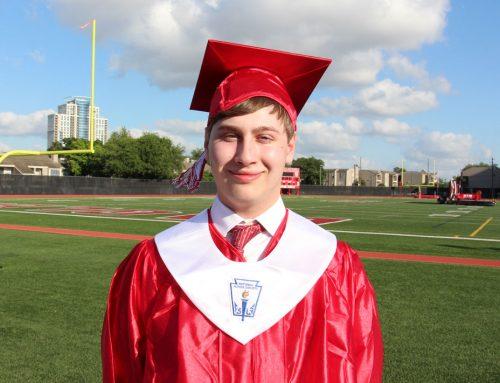 Senior Stories – Exclusive Navy ROTC Scholarship Sends Jack Green '18 to Wharton School