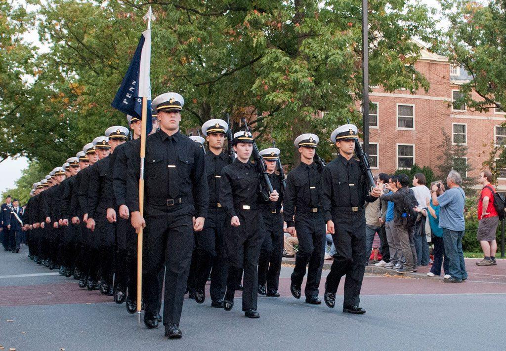 Senior Stories – Exclusive Navy ROTC Scholarship Sends Jack Green