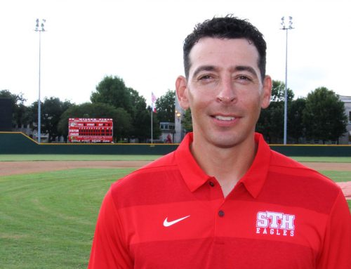 Massiatte Named New Leader of Eagle Baseball and Assistant Athletic Director