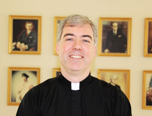 Summer Message from President Fr. James Murphy, CSB