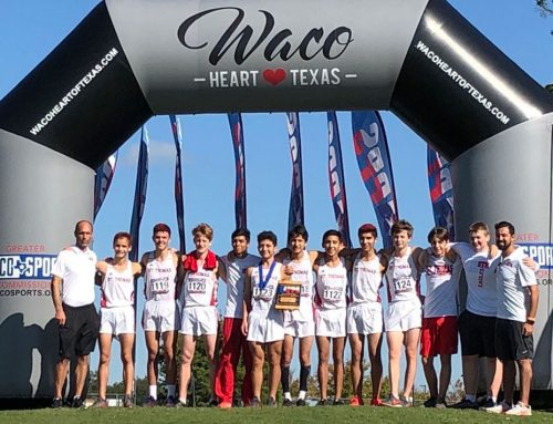 Skucius '20 Paces Eagle Cross Country to Second-Place Result at TAPPS State