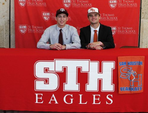 Wolf '19 and Logsdon '19 Shine on November's National Signing Day