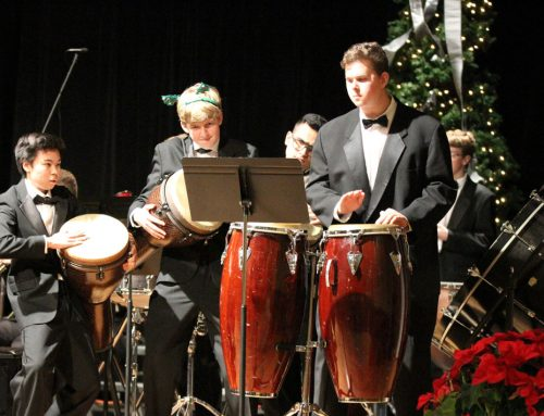Annual Christmas Concert Showcases St. Thomas Scholar-Artists