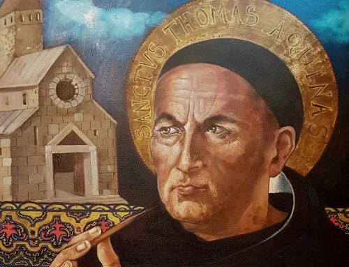Eagle Scholars Celebrate Feast of Patron and Gain Insight to St. Thomas Aquinas