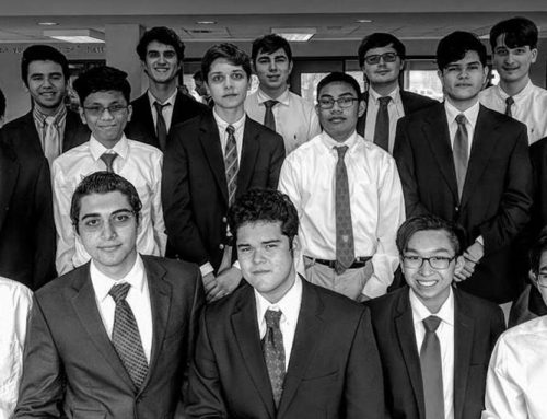 St. Thomas Singers Again Earn Acclaim at TPSMEA Competition