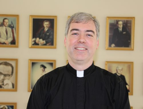 Easter Message from President Fr. James Murphy, CSB