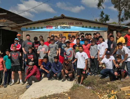 St. Thomas Student Mission Trip Renews Catholic Partnership for Social Justice in Honduras