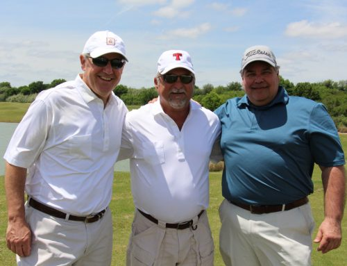 Eagle Brothers Unite at 28th Annual St. Thomas Golf Tournament