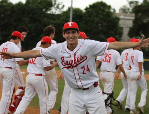 Wolf '19 Rocks – Signs with New York Mets after Highest-Ever Eagle MLB Selection