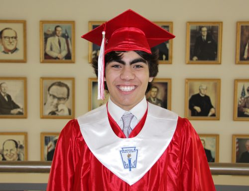 Senior Stories – Plato Pappas '19, Resounding Resolve and Purpose