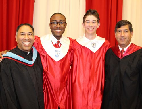 2019 Commencement Celebrates Basilian Ideal of 'Teach Me Goodness, Discipline and Knowledge'