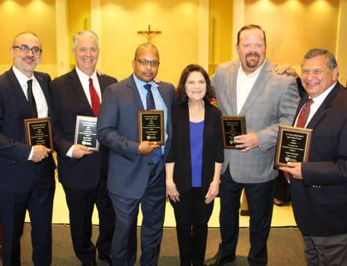 St. Thomas Celebrates Latest Luminaries into Prestigious Sports Hall of Fame