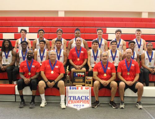 History Calls, Eagles Answer – 2019 TAPPS State Track and Field Champions