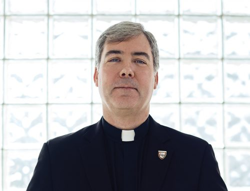 President Fr. James Murphy, CSB – The First 100 Days