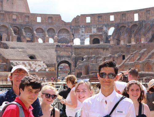 Student Spotlight: Adam Dunn, Jordan Navarijo, Carson Hechler and Augustus Boettcher