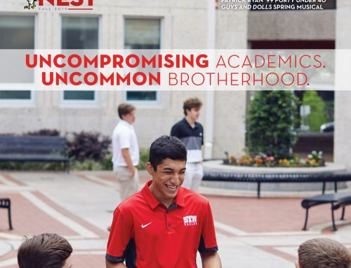 "St. Thomas and ""Eagles' Nest"" Publication Earn Dual Dose of National Acclaim"