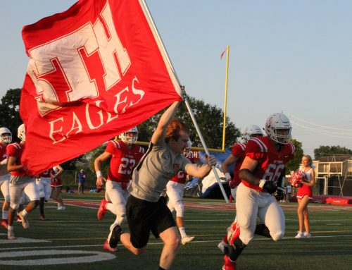 Eagle Football Faces Expanded District After TAPPS Realignment