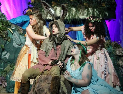 'A Midsummer Night's Dream' || A High Spirited Spectacle Presented by St. Thomas