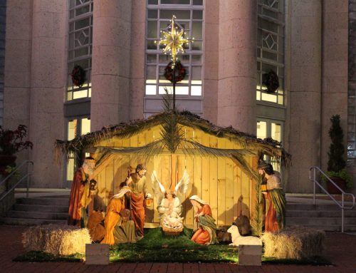 An Advent and Christmas Message from St. Thomas